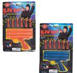 GWGUNBL Ninja Blow Dart Shooter